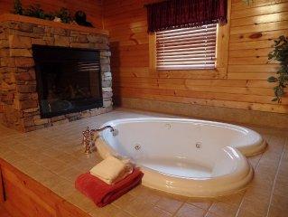 Romantic 1 Bedroom Cabin Gatlinburg Smoky Mountain National Park