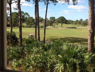 Pga Village Luxury Fully Renovated Condo- Golf Course View