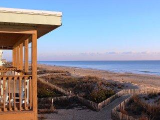 126th Street, Oceanfront, 3rd Floor -- Fantastic view!  Walkout beach access!