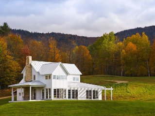 New Modern Farmhouse. MTN Views.