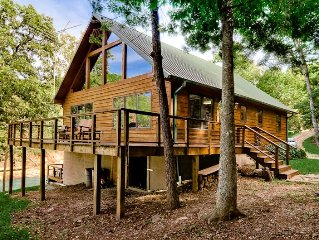 Hamley Lakefront Retreat is Located on 145 Peaceful Acres