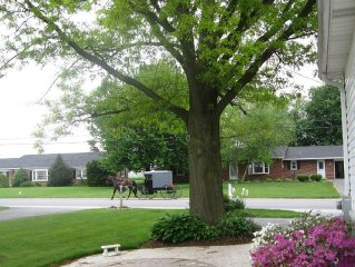 In Heart Of Amish Country,5 Mile Radious To Restaurants & Attractions, Sight & S