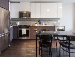 Luxurious 1 Bedroom Condo With Air Conditioning In Vancouver/Richmond