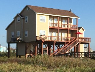 BEACH FRONT VACATION HOME