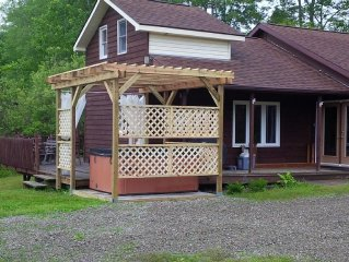Ellicottville cabin - 4 miles from Holiday Valley