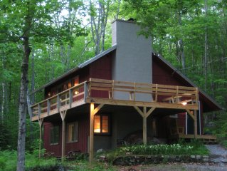 3 Bedroom Chalet -- Great Private Location in Jackson