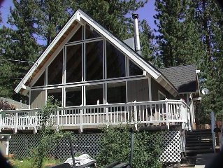 Relax in this Spacious, Bright Cabin - near Northstar & Town