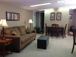 Downtown Location - Near Baker Park /3 Blocks from Sq Corner