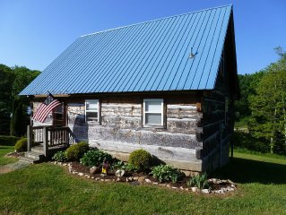 Blue Ridge Hideaway on Dan River off BR Parkway , Views, Mabry Mill & Wineries!