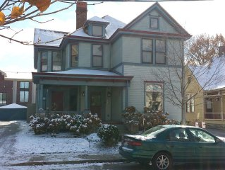 Historic Downtown Lexington Condo - Turn of the Century House