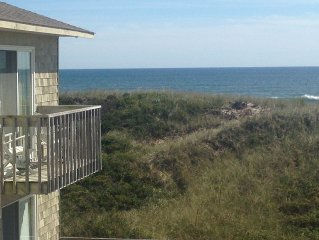PERFECT 1,000 sq. ft  Montauk Oceanfront 3 Level Condo