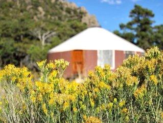 Colorado Yurt Living