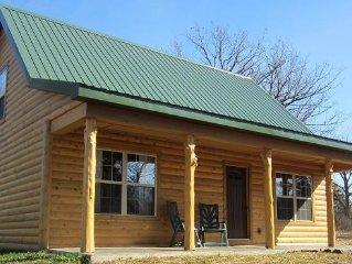 St Matthew's Log Cabin