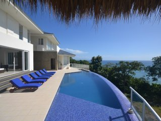 Architectural Gem In San Juan Del Sur With Splendid Ocean Views & Amenities!