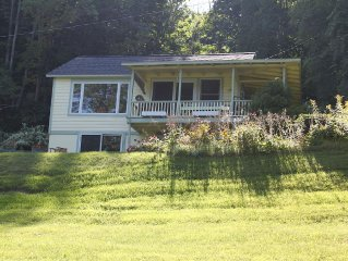 Cooperstown 3 Br Lakeview Cottage,  5 miles to town! Lake Rights & Private Dock
