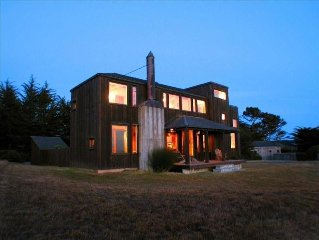 Stunning Sea Ranch Home - Featured in Coastal Living Magazine