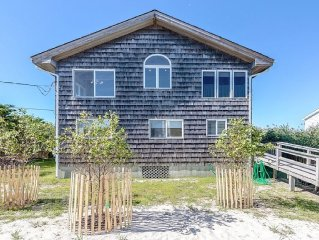 Fire Island (Atlantique) Beach House Less than a 3 Min. Walk to Ferry and Beach