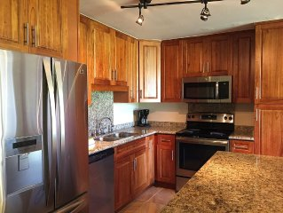 Condo with Gorgeous View and Newly Remodeled Kitchen on Turtle Bay Golf Course