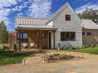 Beautiful Setting! - The Meadows Farmhouse is back!