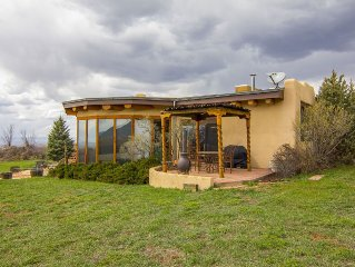 Beautiful Arroyo Seco Home Between Taos And Taos Ski Valley
