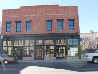 Beautiful, Brand New Condo In The Heart Of Historical Downtown Salida