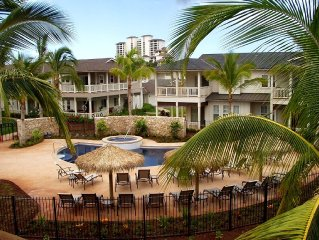 Luxury Ko'Olina Coconut Plantation Oahu, 2-Story Hawaii Vacation Home Rental