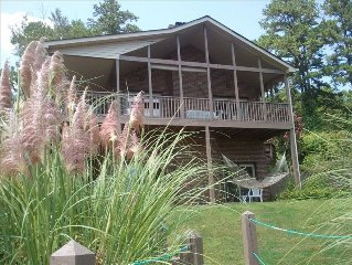 Beautiful 4/3, covered Dock,  2 Lrg.Covered Decks,  160 5*, $2400 month/winter