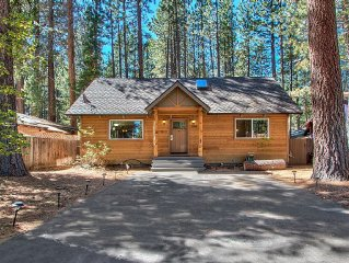 Tahoefiesta - home with Hot tub, Pool Table, 5 minutes from Heavenly ski resort