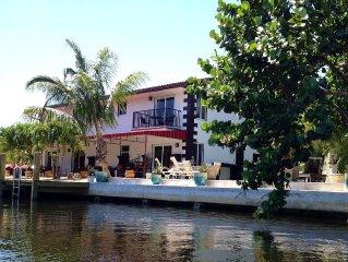 Wilton Manors Waterfront Resort Home