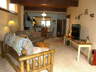 Welcome to Lenore Lodge, located along the wild & scenic Clearwater River.