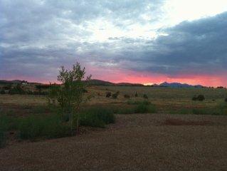 Sonoita, Elgin, Patagonia Wine Country Hideaway in Historic Southern Arizona