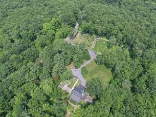 Paradise Found in Up State New York Secluded, Beautiful, Private Retreat