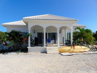 Sweet Escape Bungalow - Waterfront w/Dock! Jeep, Boat or Seadoo PWC Rental Opt!