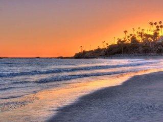 'Calliope Cottage' Village of Laguna Beach - Walk To Beach & Restaurants.
