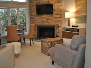 NEW! Gold Rated Interior & Easy Walk to Slopes! Access Passes+WiFi