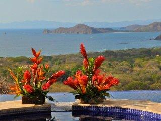 Beautiful Ocean-View Villa Sleeps 8---Great Value