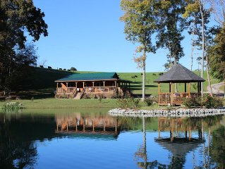Private Catch & Release Lake—Boat Rental Included! Close to Lake Cumberland!