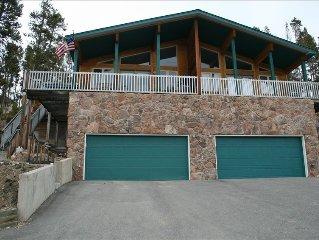 Mountain Home in Beautiful Fraser Valley Colorado