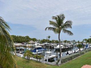 Cozy Villa in the Key Largo with ocean/marina views!