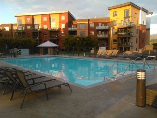 On the Pool Deck! Playa del Sol Condo with Patio Terrace