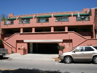 Comfy Capitola Village Condo.  Walk to All the Fun!! 2 rsv'd parking spaces!