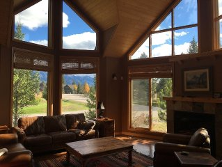 LARGE 4 Bdrm Cabin In Lakeview Meadows. Pool, Hot Tub, Gym, Lake Access