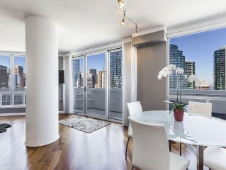 Swanky Penthouse Walk To Downtown, FIDI & The Moscone