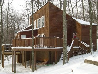 LOWEST PRICES ON MOUNTAIN: Perfect Family & Friends Ski Cabin / Dogs OK