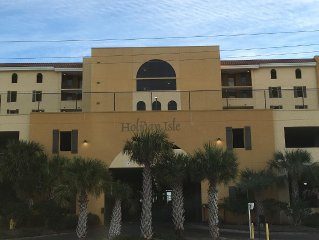 Beautiful Holiday Isle Gulf Front Condominium