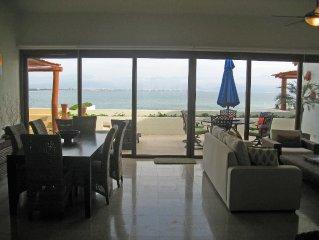 Ocean Front Luxury Property in Punta Esmeralda- Special rates for Summer 2017