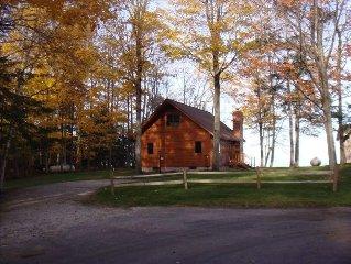 Beautiful Views, Cottage on Grand Traverse Bay