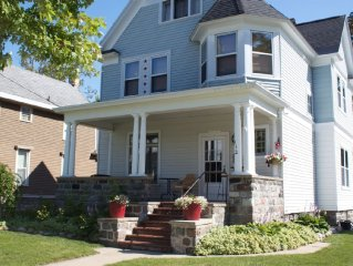 Victorian in Historic Downtown Petoskey - Multi-Family Ready!