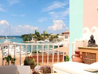 Best Ocean Front Condo in all of Casa de Campo, with priceless views