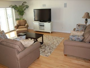 5BR 1den 6BA Luxury Home Near Ocean and Boardwalk with Pool and good OceanView
